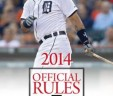 2014 Official Rules of Major League Basebal